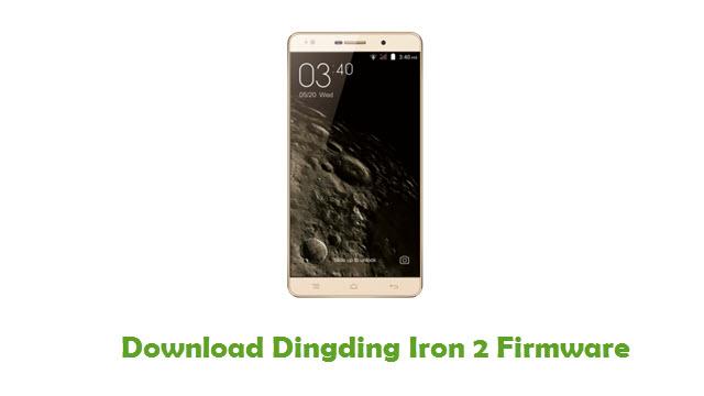 Dingding Iron 2 Stock ROM