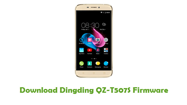 Dingding QZ-T507S Stock ROM