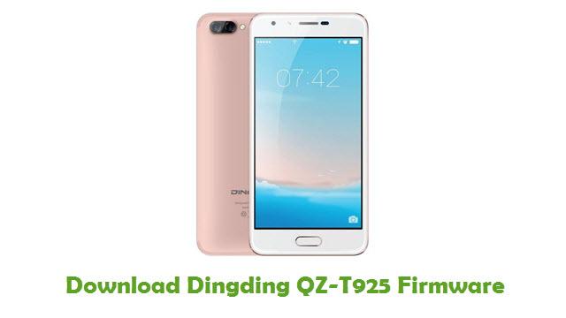 Dingding QZ-T925 Stock ROM