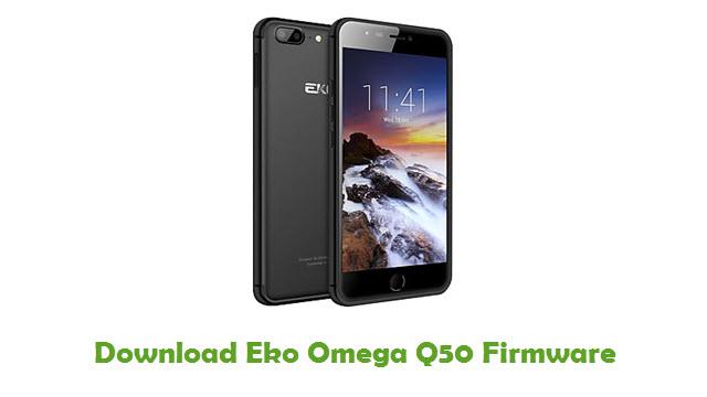 Download Eko Omega Q50 Firmware