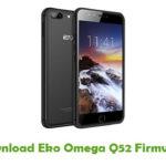 Eko Omega Q52 Firmware