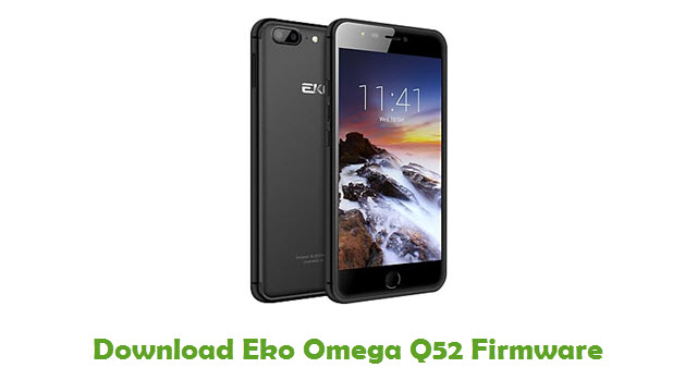 Eko Omega Q52 Stock ROM