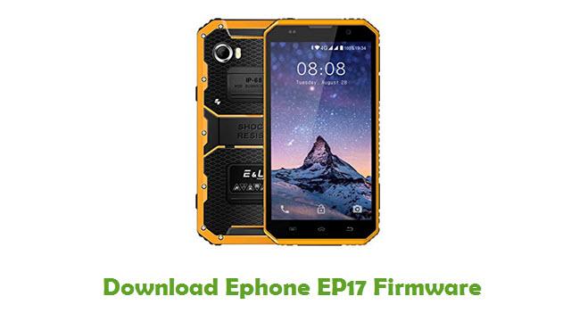 Ephone EP17 Stock ROM