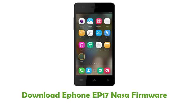 Download Ephone EP17 Nasa Stock ROM