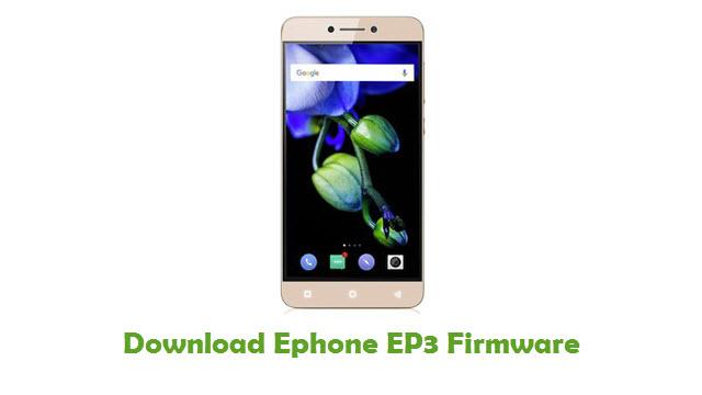 Ephone EP3 Stock ROM