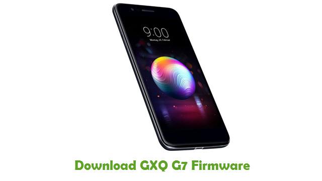 Download GXQ G7 Stock ROM