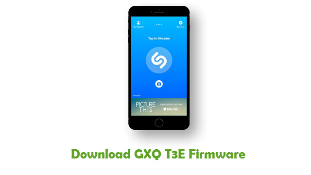Download GXQ T3E Stock ROM