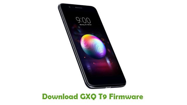Download GXQ T9 Stock ROM
