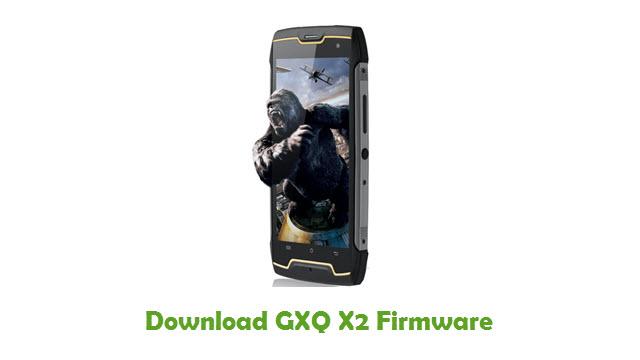 Download GXQ X2 Stock ROM