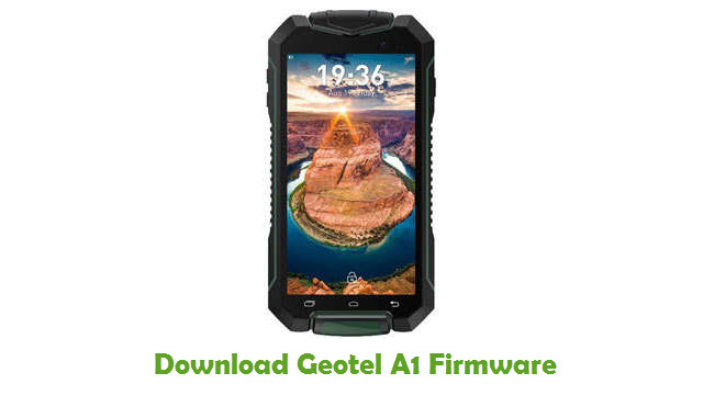 Download Geotel A1 Stock ROM