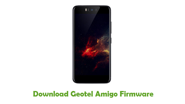 Download Geotel Amigo Stock ROM
