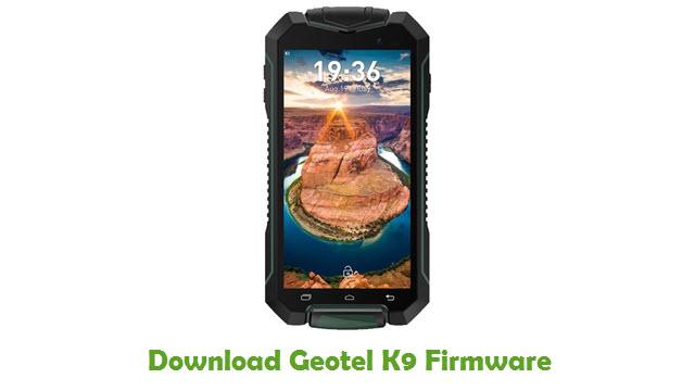 Download Geotel K9 Stock ROM