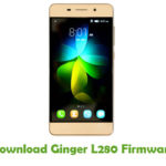 Ginger L280 Firmware
