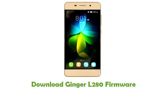 Ginger L280 Stock ROM