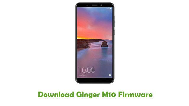 Ginger M10 Stock ROM