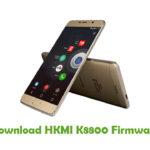 HKMI K8800 Firmware
