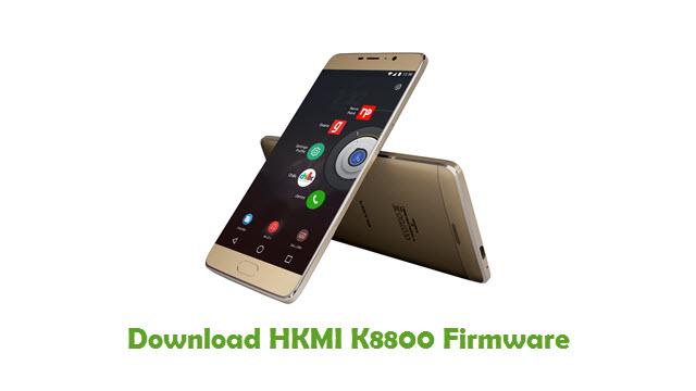 HKMI K8800 Stock ROM