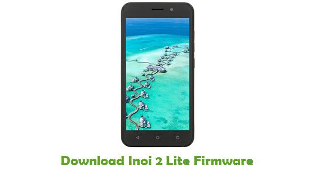 Inoi 2 Lite Stock ROM