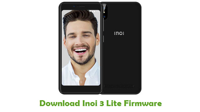 Inoi 3 Lite Stock ROM