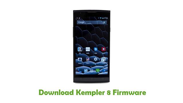 Kempler 8 Stock ROM