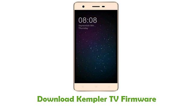 Kempler TV Stock ROM