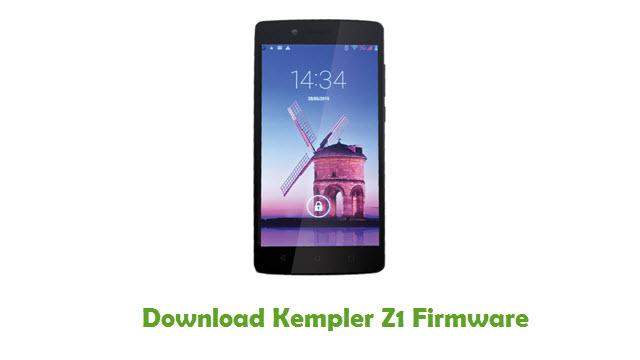 Kempler Z1 Stock ROM