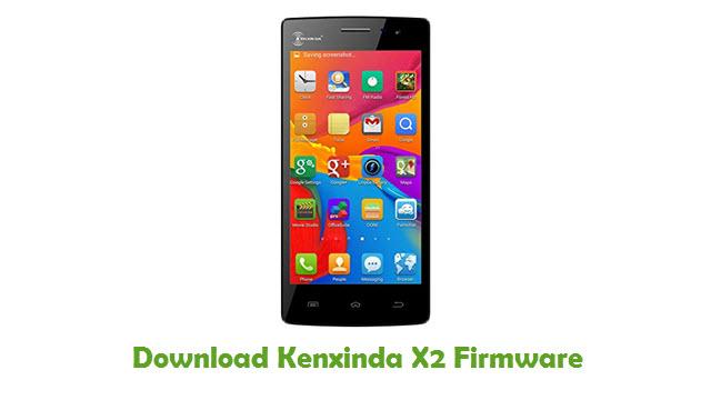 Kenxinda X2 Stock ROM