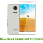Kodak IM7 Firmware