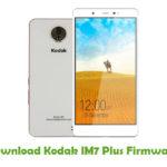 Kodak IM7 Plus Firmware