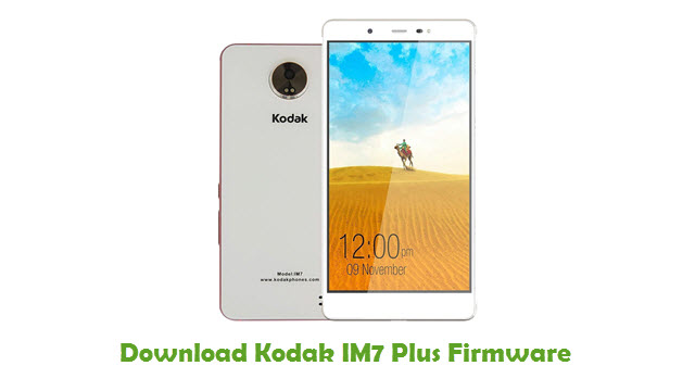 Kodak IM7 Plus Stock ROM