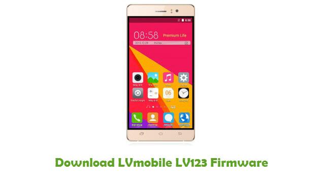 Download LVmobile LV123 Firmware