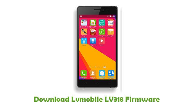 Download Lvmobile LV318 Firmware