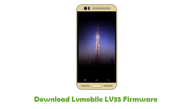 Download Lvmobile LV35 Firmware