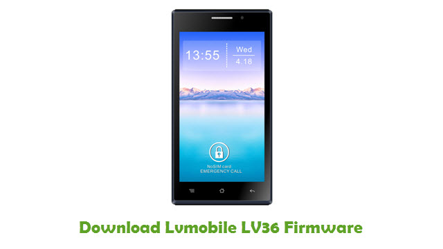 Download Lvmobile LV36 Firmware