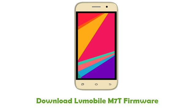 Download Lvmobile M7T Firmware