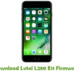 Lvtel L280 E11 Firmware