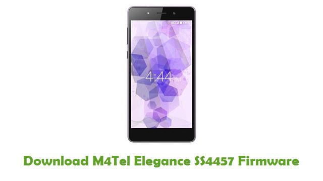 M4Tel Elegance SS4457 Stock ROM