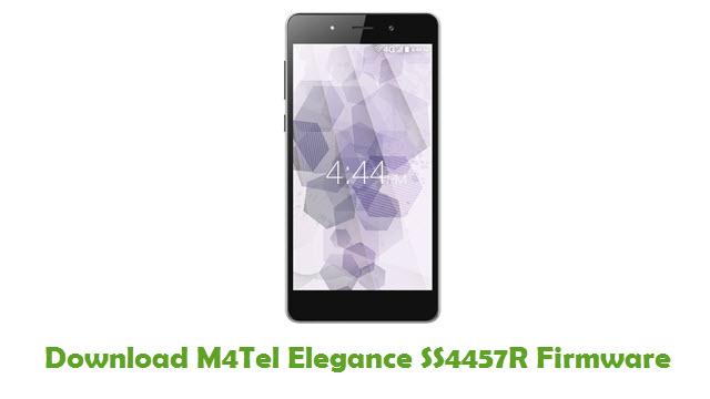 M4Tel Elegance SS4457R Stock ROM