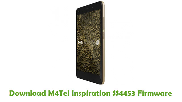 M4Tel Inspiration SS4453 Stock ROM