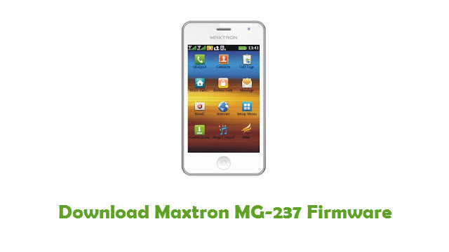Download Maxtron MG-237