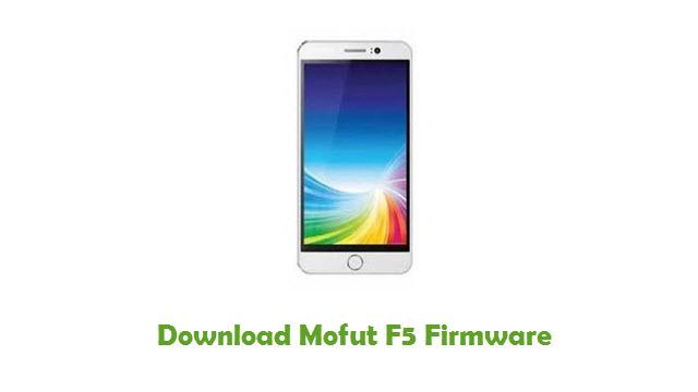 Mofut F5 Stock ROM
