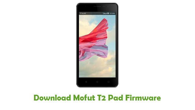 Mofut T2 Pad Stock ROM