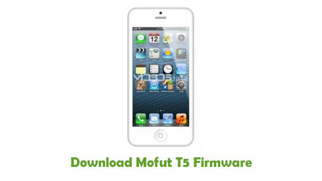 Mofut T5 Stock ROM