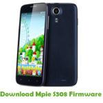 Mpie S308 Firmware