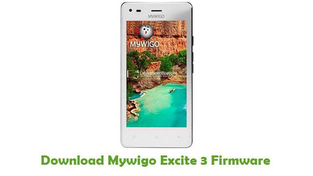 Mywigo Excite 3 Stock ROM