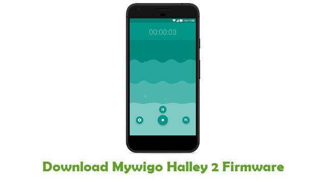 Mywigo Halley 2 Stock ROM