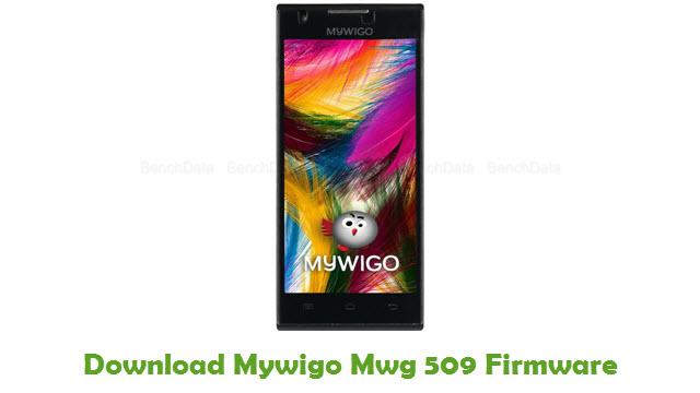 Mywigo Mwg 509 Stock ROM