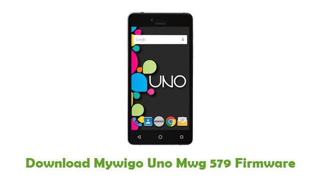 Mywigo Uno Mwg 579 Stock ROM