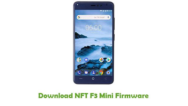 NFT F3 Mini Stock ROM