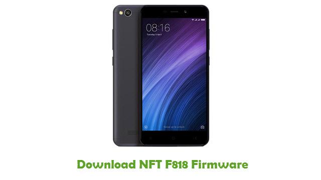 NFT F818 Stock ROM